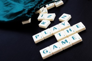 Play The Games Scrabble words