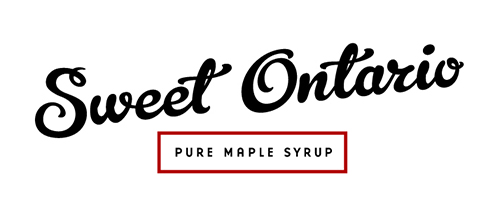 Sweet Ontario Pure Maple Syrup